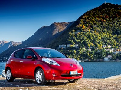 Nissan celebrates 75,000 electric vehicle sales in Europe