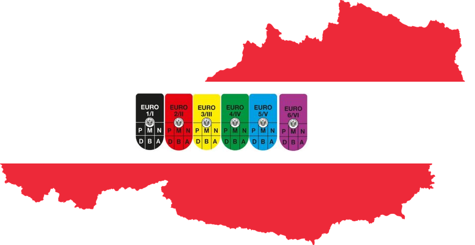 Environmental badges in Austria - TRANSSERVICE, s r o